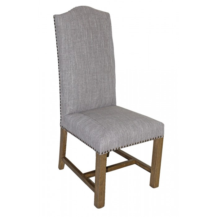 IC156 SG Smoke Grey Side Chair