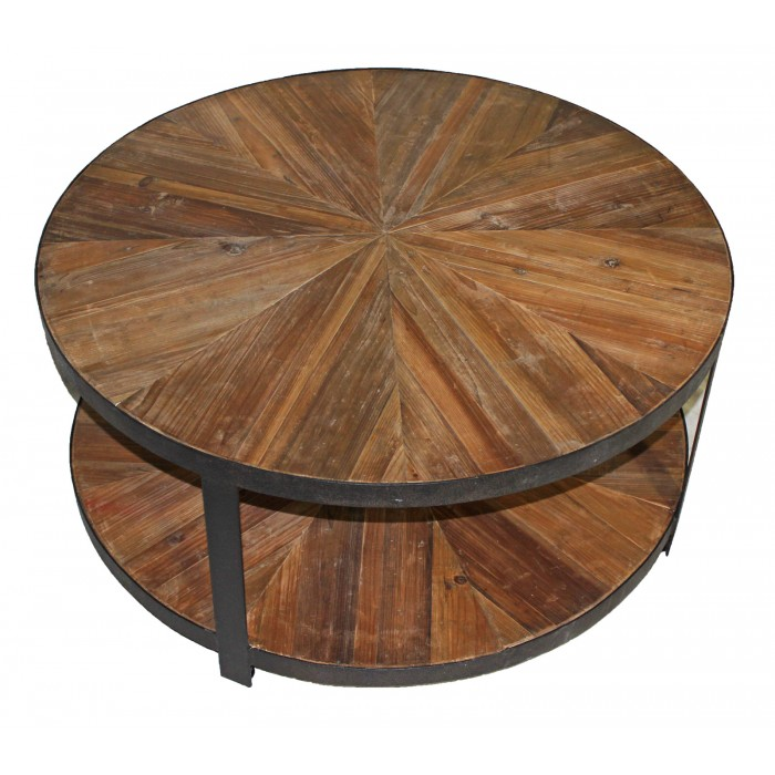 Jj1695 Top Round Coffee Table