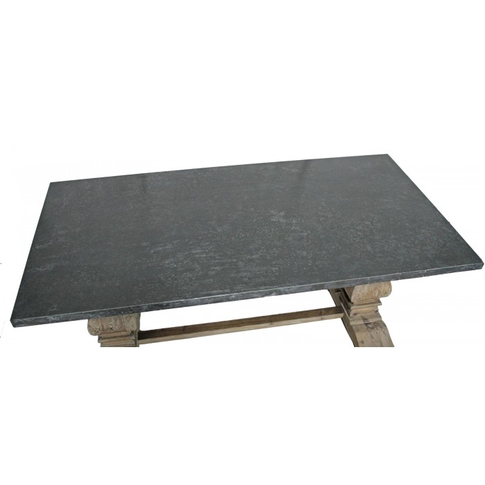 ... NL 99 1 Zinc Top Trestle Table ...