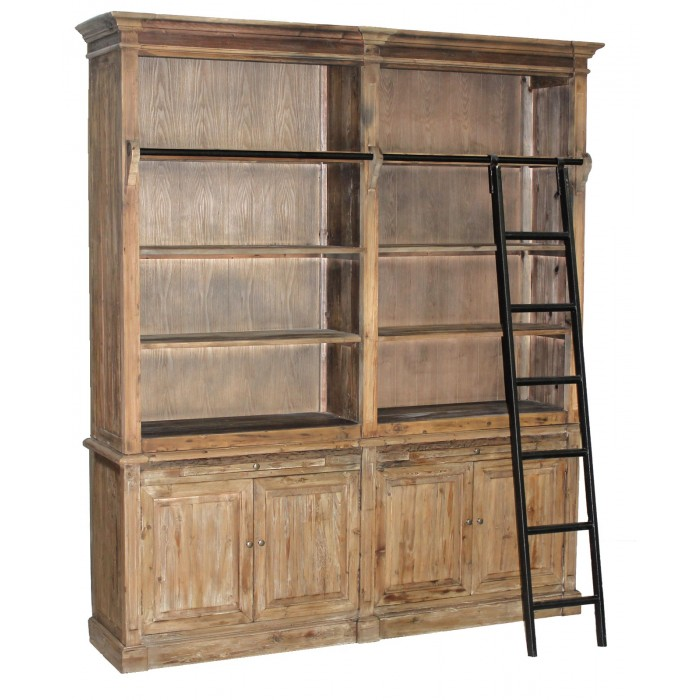 antique bookcase ourshop pine small prod