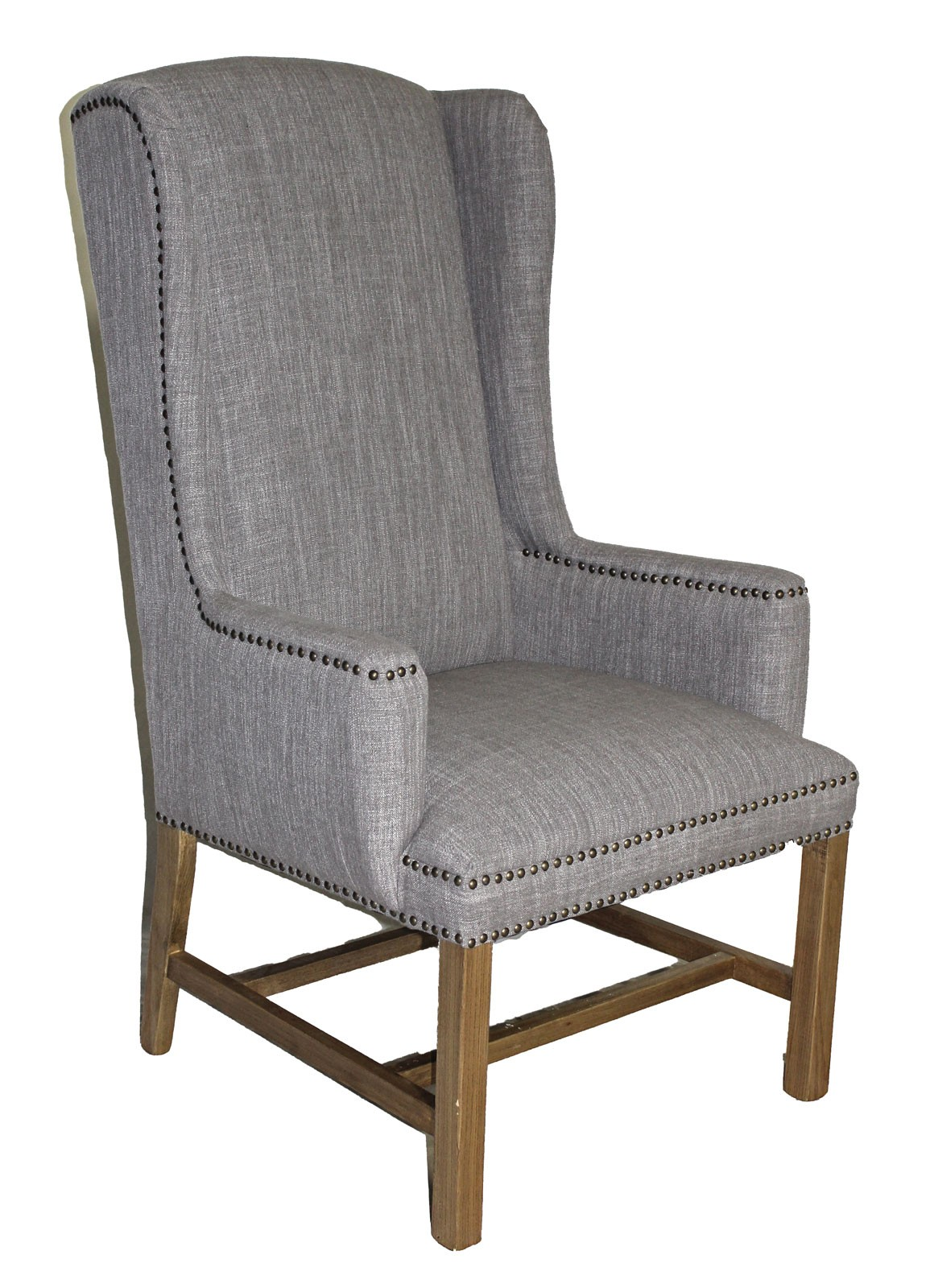 IC170 SG Smoke Greywing back chair tall back dining chair : ic190 smoke grey from harriswholesalefurniture.com size 1155 x 1600 jpeg 320kB