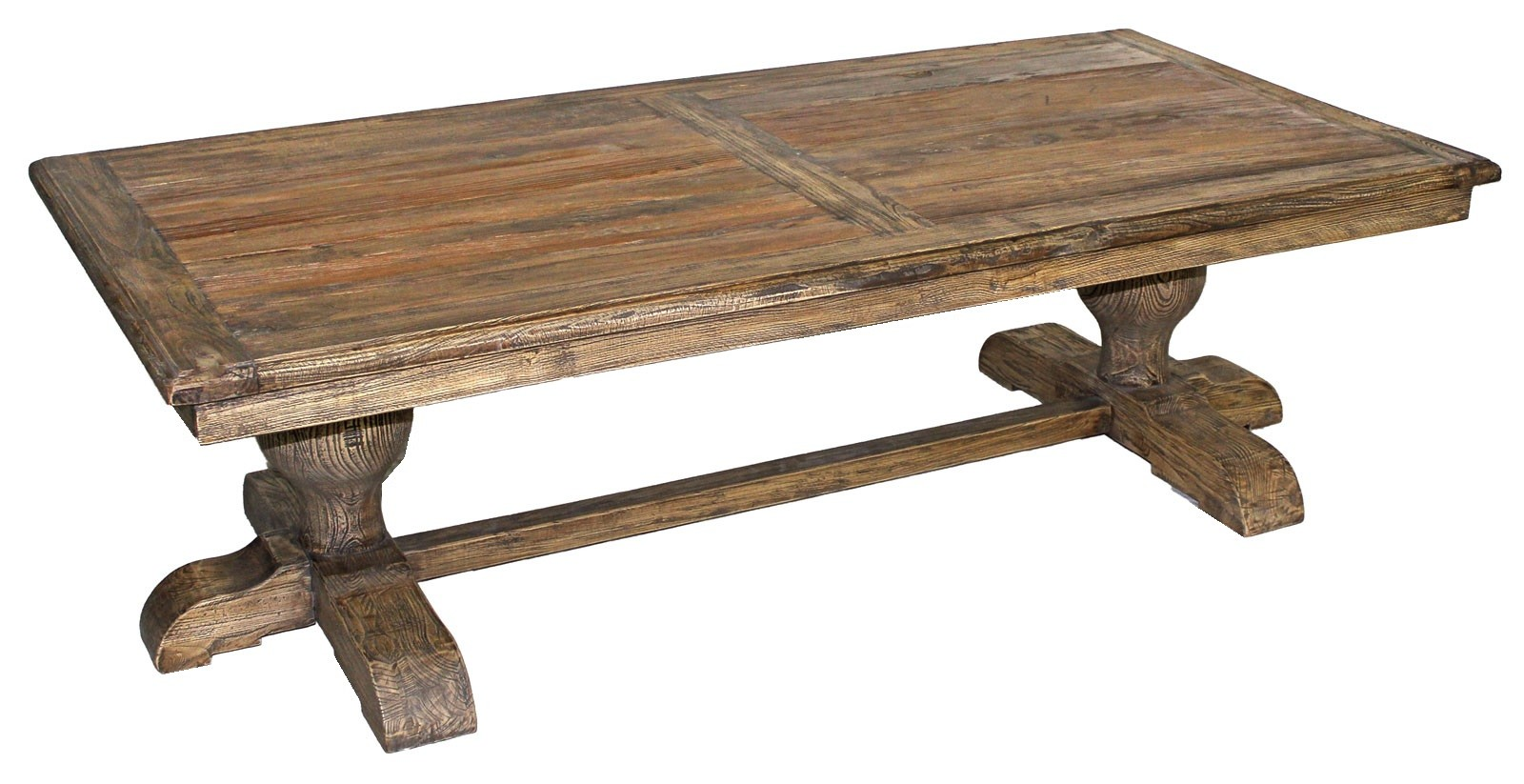 Jj 1635 Reclaimed Elm Coffee Tables