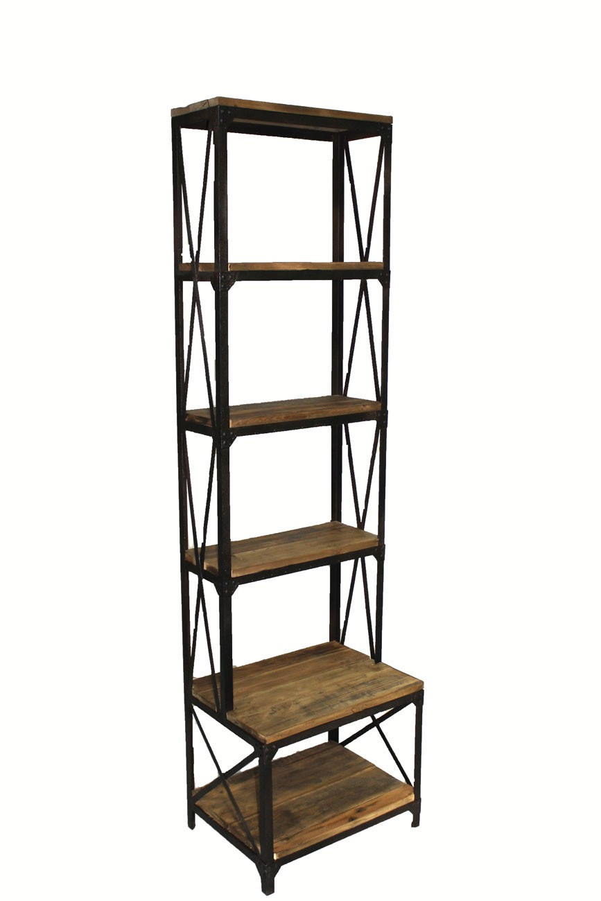 Narrow Induistrial Shelf