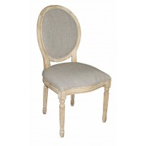 IC007 Round Back Side Chair