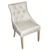 IC144 Tufted Back Chair