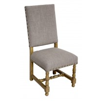 IC185 Square Back Side Chair