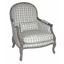 Occasional Chair w/ Pillow