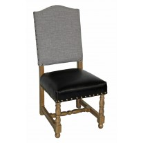IC285-BLK Side Chair