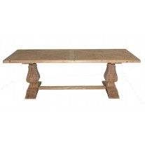 Reclaimed Trestle Dining Table 2-Sizes