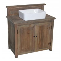Rustic Reclaimed 2-Door Vanity