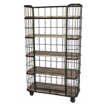 Medium Iron Rack