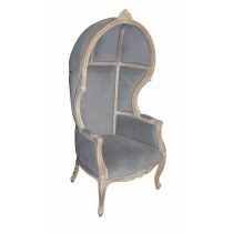 in-33-N grey porter chair