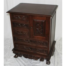 5-Drawer Bedside