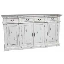 IN-712 White Sideboard