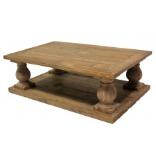 column Coffee Table