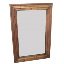 Th-521 reclaimed pine Mirror