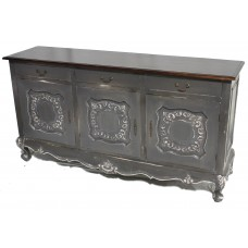 Country French 3-Door Sideboard