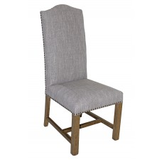 IC156-SG Smoke Grey Side Chair
