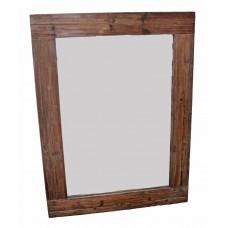 JJ-1711 Pine Plank Mirror