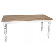 JJ-1562 Turned Leg Dining Table