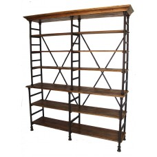 JJ-525 Iron Bookcase