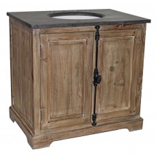 TH-1454 Reclaimed 2-Door Vanity