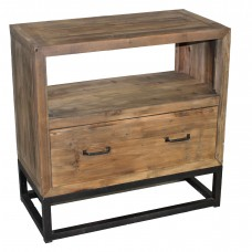 Th-463 pine Nightstand