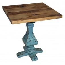 TH-684 Trestle Base End Table