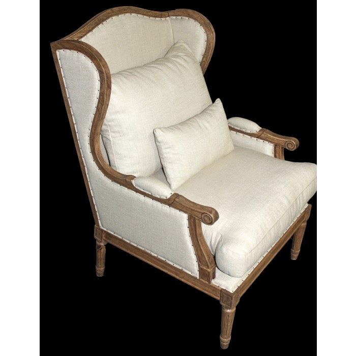Baylor Wing Chair