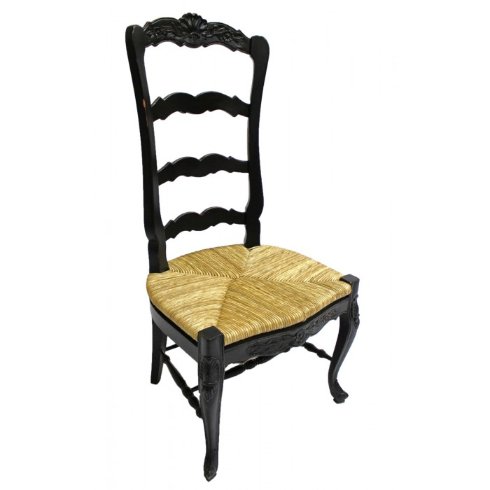 Tall Back Side Chair