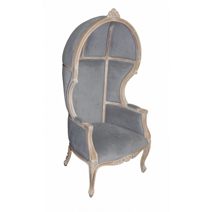 in-33-N grey porter chair