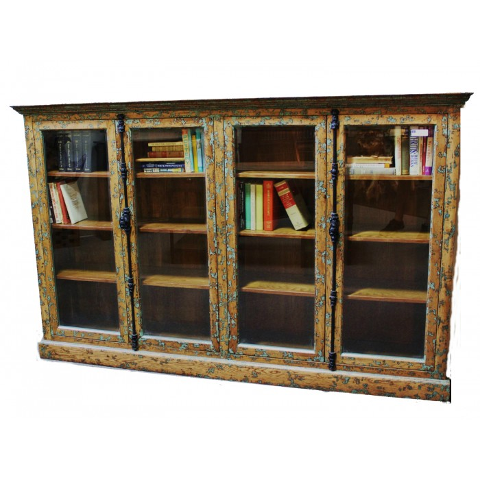 Bookcase with 4 Doors