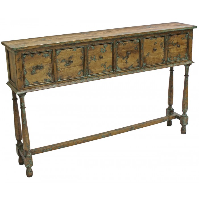 6-Drawer Console