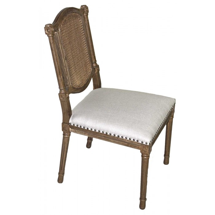 IC034 Cane Back Side Chair