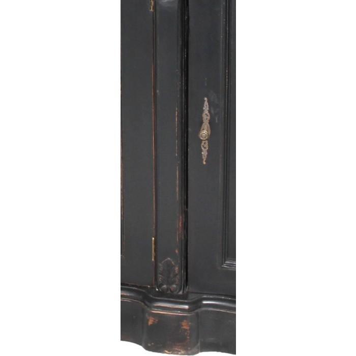 3-Drawer 4-Door Sideboard