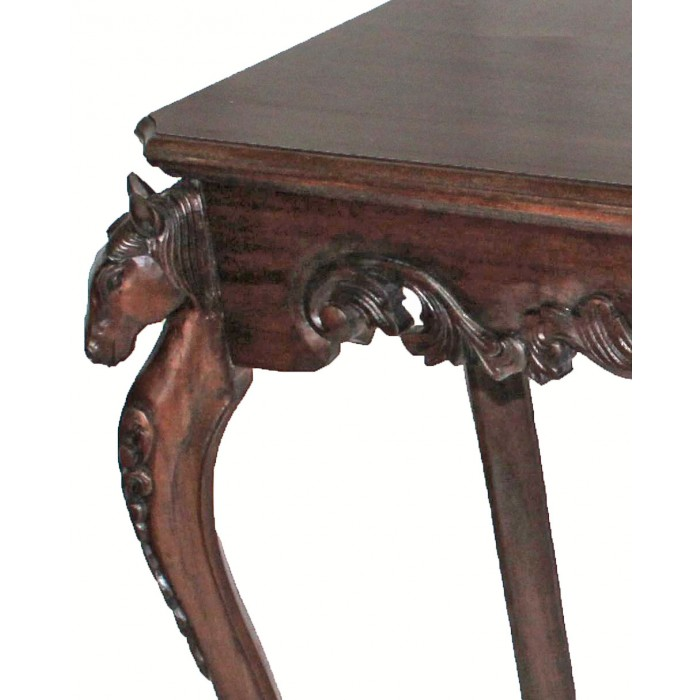 Horse Head Sofa Table