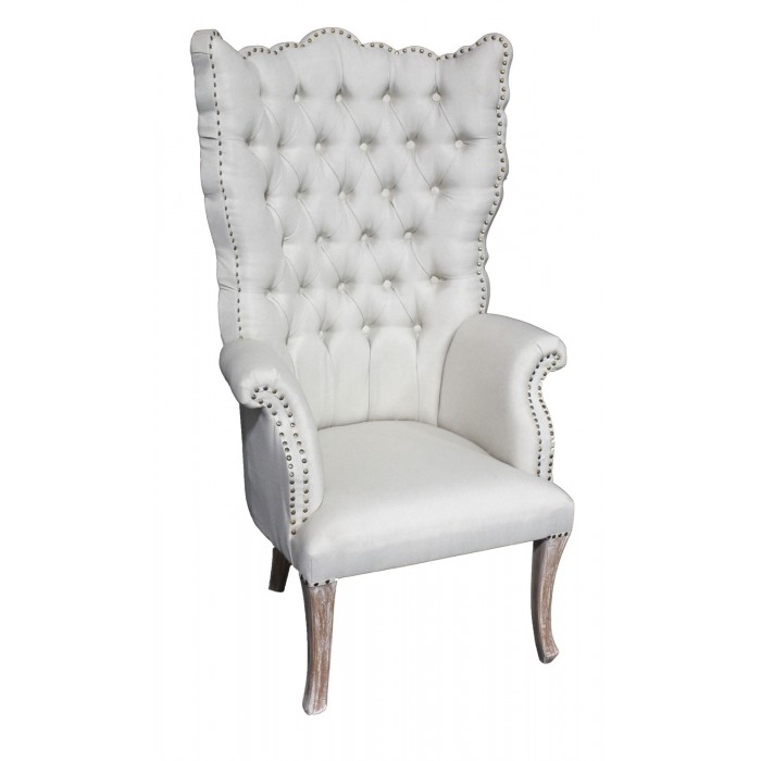 IN-902 Carved Chair