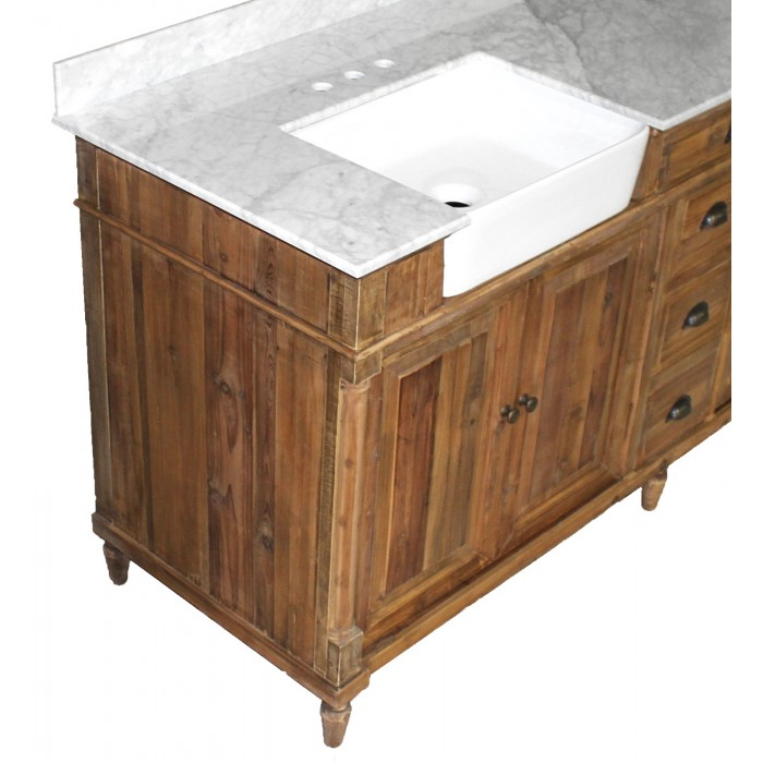 JJ-1549 Double Farmhouse Vanity