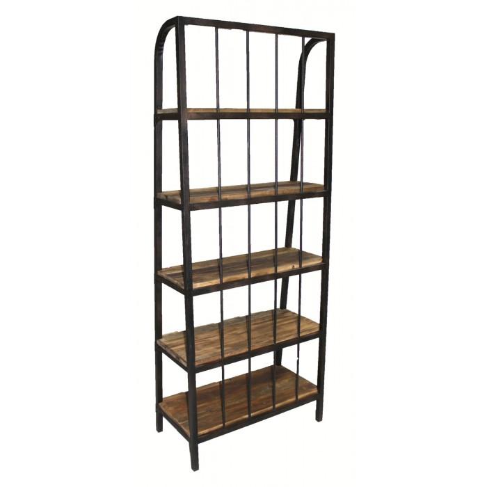 iron wall rack