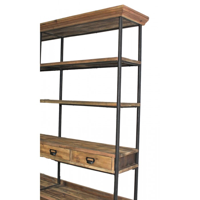 TH-668 bookcase