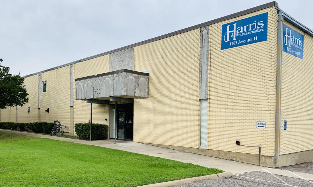 Harris Wholesale Furniture Storefront