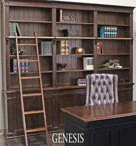 Genesis Oak Collection