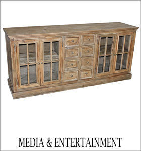 Living Media and Entertainment Centers