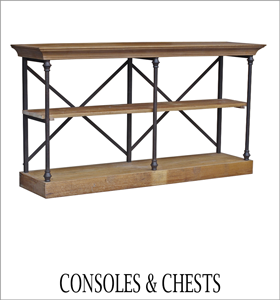 Living Consoles and Chests