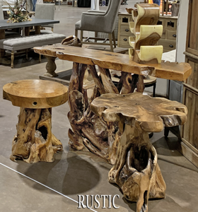 Furniture Rustic