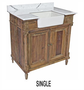 Bathroom Single Vanities
