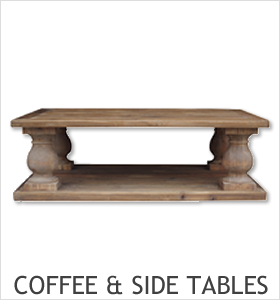 Living Coffee and Side Tables