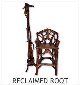 Rustic Reclaimed Root