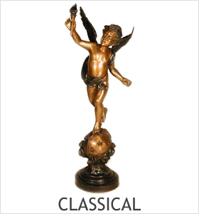 Classical Bronze Sculptures