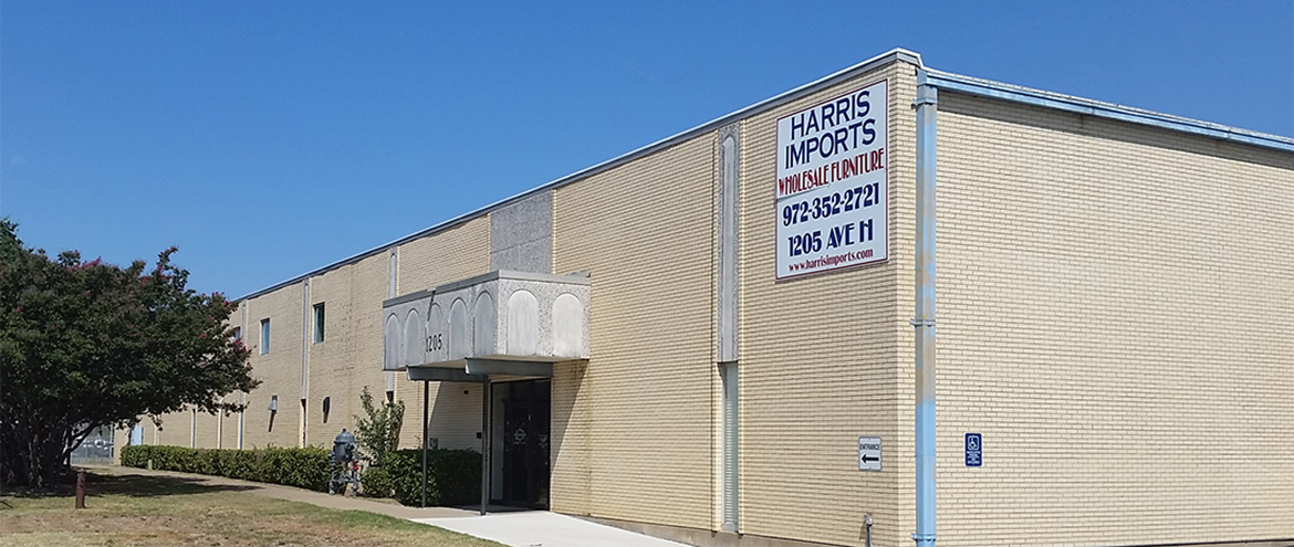 Harris Wholesale Furniture Storefront